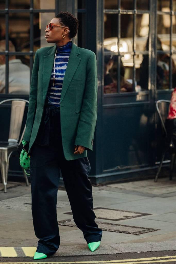 Săptămâna Modei la Londra -Stilul stradal septembrie 2018 43