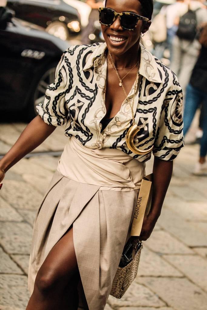 Săptămâna Modei la Milano-Stilul stradal septembrie 2018 39