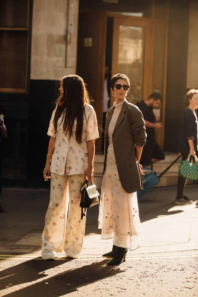 Săptămâna Modei la Londra -Stilul stradal septembrie 2018 49