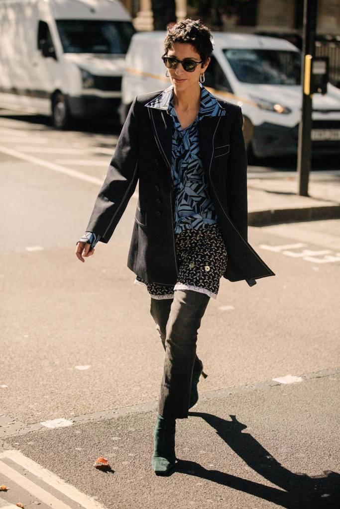 Săptămâna Modei la Londra -Stilul stradal septembrie 2018 54