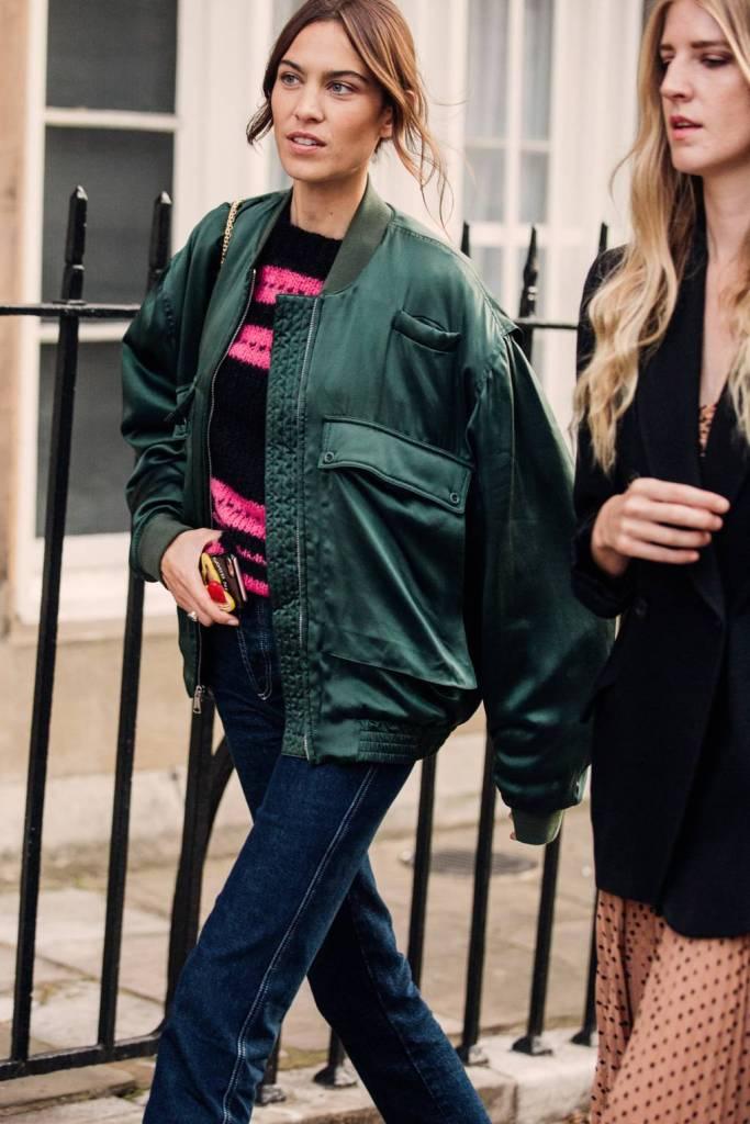 Săptămâna Modei la Londra -Stilul stradal septembrie 2018 63