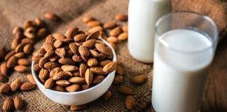 migdalele bogate în proteine și minerale