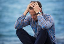 depresia la bărbați