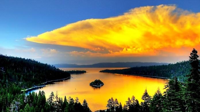 lacul crater