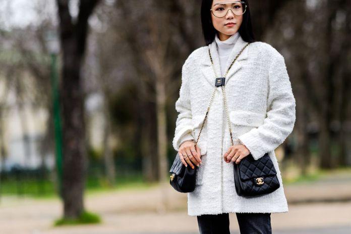 Stilul pe stradă Paris Fashion Week.(Galerie Foto) 1