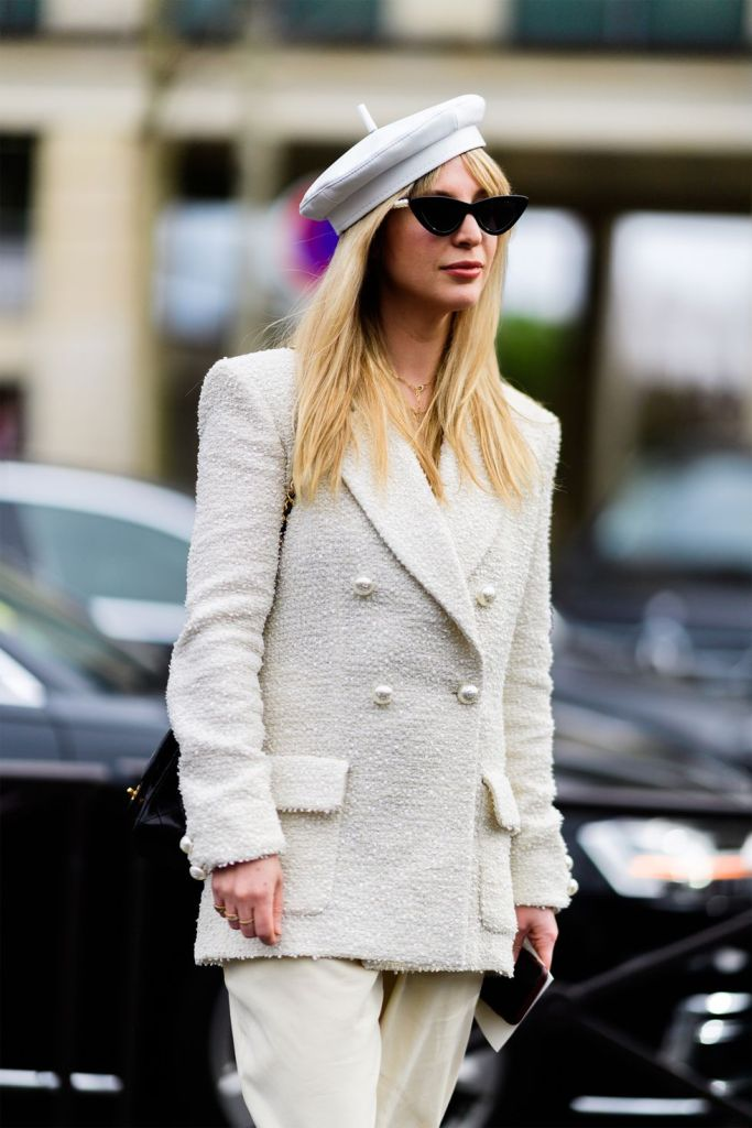 Stilul pe stradă Paris Fashion Week.(Galerie Foto) 14