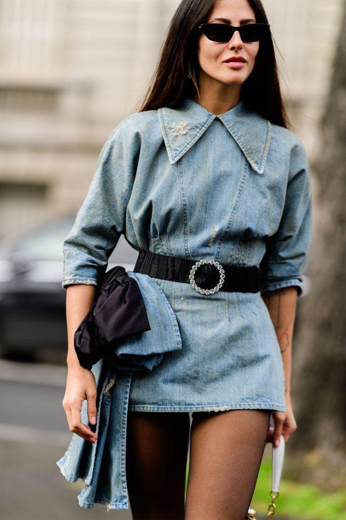 Stilul pe stradă Paris Fashion Week.(Galerie Foto) 19