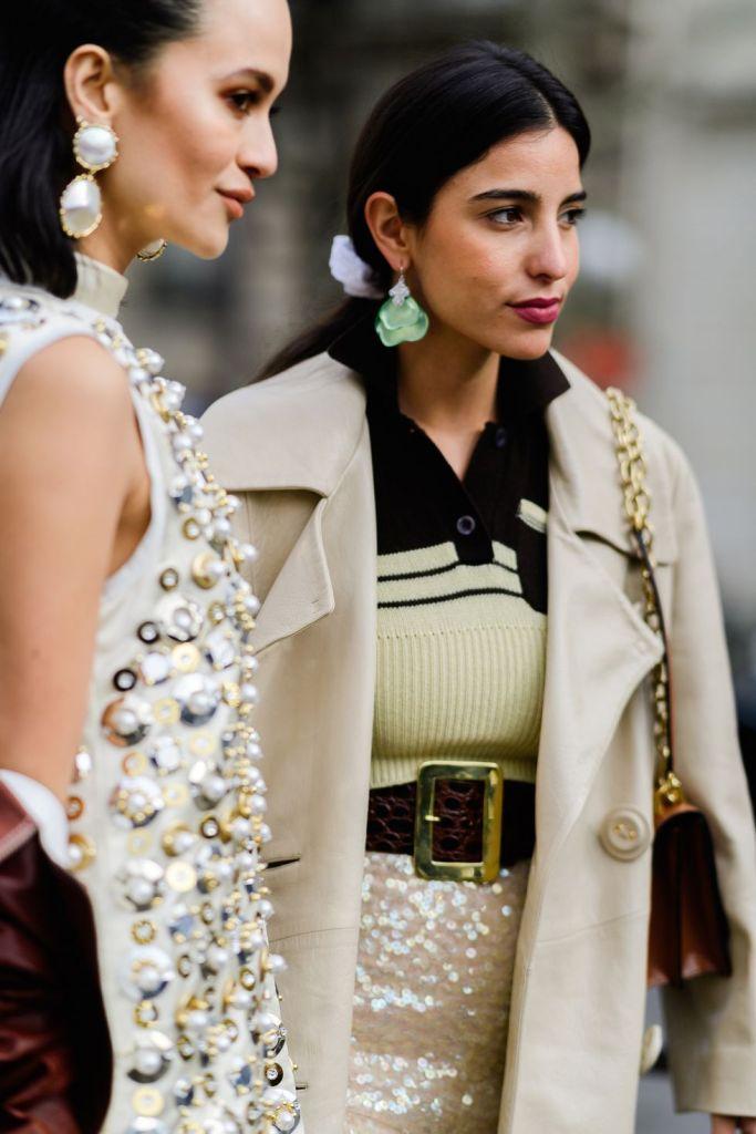 Stilul pe stradă Paris Fashion Week.(Galerie Foto) 20