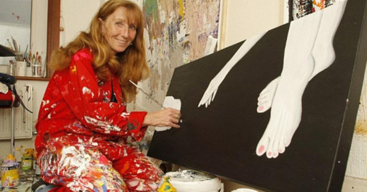 Kim Noble: artista genială cu zeci de personalități 3