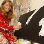 Kim Noble: artista genială cu zeci de personalități 1