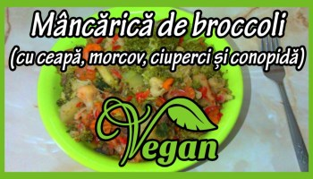 mâncare de brocoli