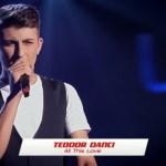 Teodor Danci la Vocea României 2019/Audiții 4
