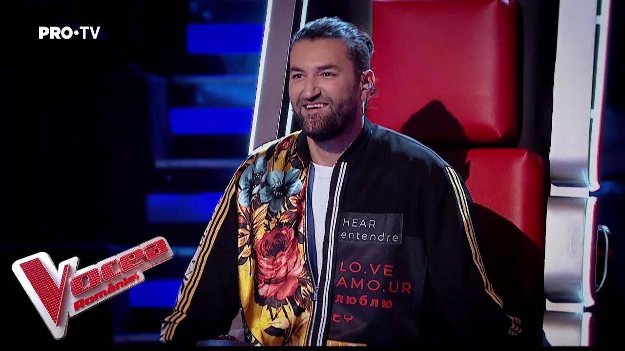 Primul K.O. la Vocea României 2019: Renee Santana, Dragoș Alecsă și Daniel Tudor 1
