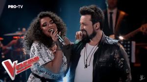 Adriana Simionescu a câștigat confruntarea cu Nunzio Mastrangelo la Vocea României 2019