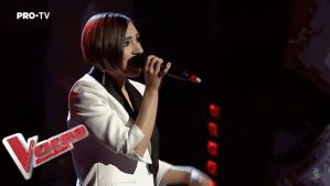 Elena Ilie în Galele Live la Vocea României 2019