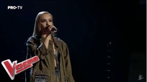 Mădălina Lefter în Galele Live la Vocea României 2019