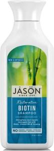 șampon cu biotină sensibilitatea la chimicale
