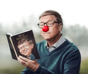 Bill Gates, implicarea în eradicarea bolilor și a sărăciei în rândul copiilor