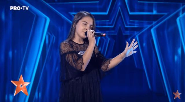 Roberta Porumboiu-impresie puternică la Românii au talent 2020 3