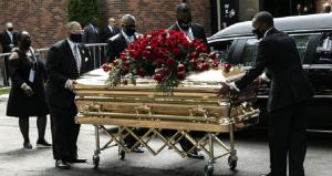 Funeraliile lui George Floyd au avut loc ieri. El a fost înmormântat în Houston, orașul său natal