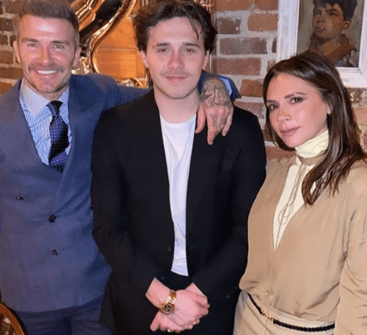 Brooklyn Beckham, 21, and fiancée Nicola Peltz, 25, are 'planning a Jewish wedding with his family set to make millions' 4