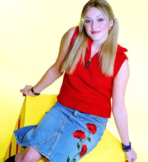 """Fearne Cotton spune că a dezvoltat o tulburare de alimentație în adolescență, după ce """"s-a simțit grasă alături de vedetele pop minuscule"""" 7"""