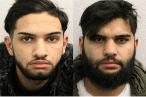 Romanian brothers, 19 and 24, are jailed for more than 30 years after forcing sex slave to sleep with up to 15 men a DAY