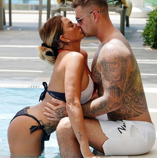 Katie Price, 42, won't be able to walk for 3-6 months after breaking her ANKLES and FEET on holiday in Turkey 8