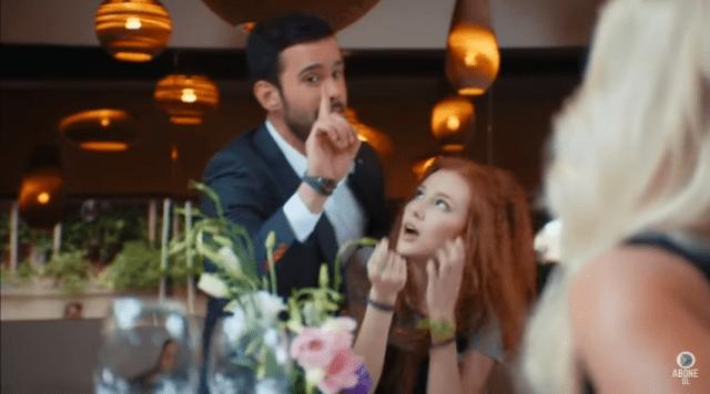 Kiralık Așk- Comedie romantică cu  Barıș Arduç și Elçin Sangu-fragment din episodul 1 3