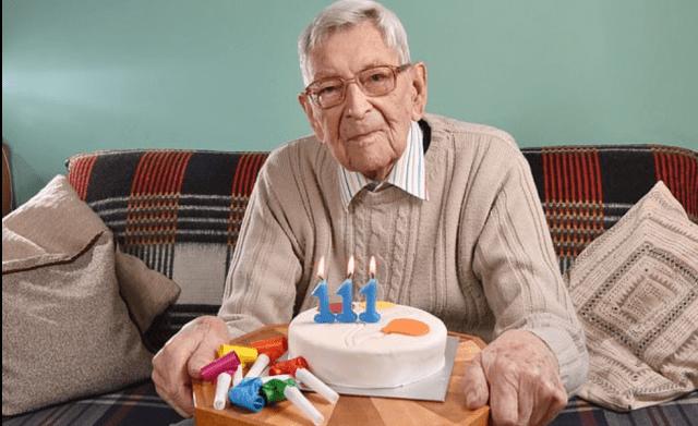 Fredie Blom, considerat a fi cel mai bătrân bărbat de pe planetă, a murit la 116 ani 3