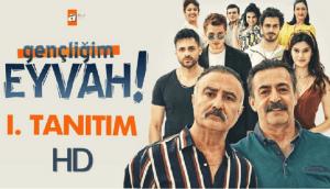 Gençliğim Eyvah (Tinerețea mea)-Un nou serial turcesc de comedie în 2020.7 Secvențe video