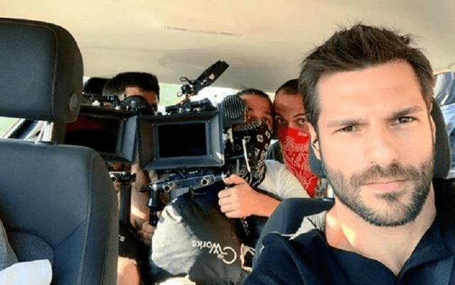 Serkan Çayoğlu în Yeni Hayat (O nouă viață), un nou serial turcesc realizat în 2020.Secvențe Video 4