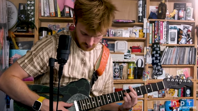 Billie Eilish and Finneas perform 'My Future' in 'Tiny Desk Concert' 3