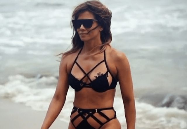 Halle Berry, 54, looked incredible in a racy two-piece on the beach during her birthday getaway 4