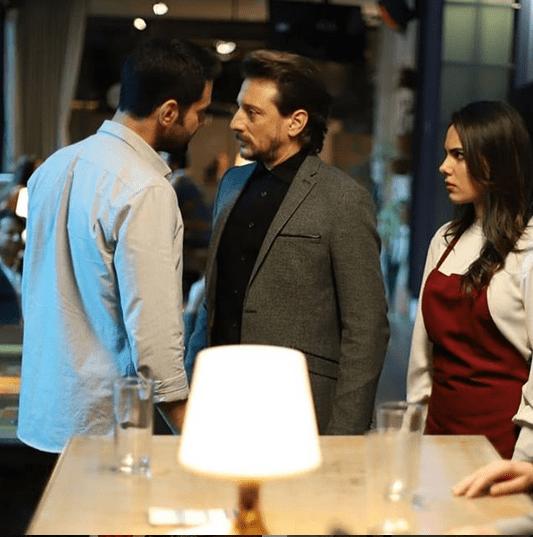 Kimse Bilmez (Nimeni nu știe) cu Özgü Kaya și Keremcem:Un serial turcesc lansat în 2019 11