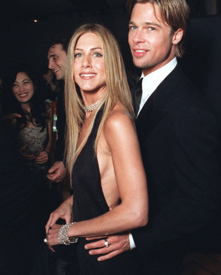 Brad Pitt and Jennifer Aniston set to REUNITE onscreen for the first time since 2001 as he joins all-star live table read of Fast Times At Ridgemont High 6