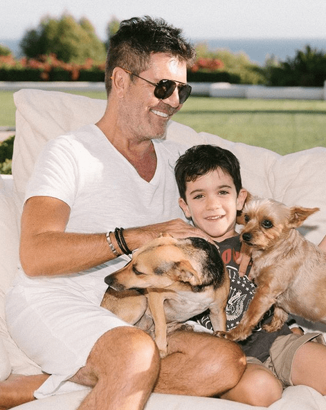 Simon Cowell breaks his back in bad e-bike crash, sources say 8