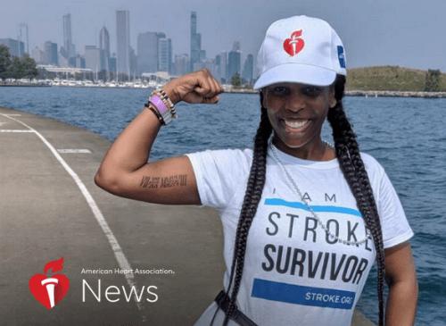 accident vascular cerebral Angela Crenshaw