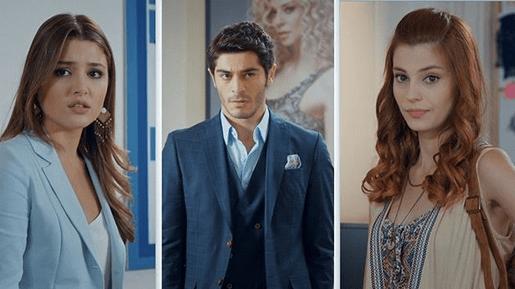 Aşk Laftan Anlamaz (Dragostea nu înțelege cuvintele) cu Hande Erçel și Burak Deniz-Serial de comedie romantică 8
