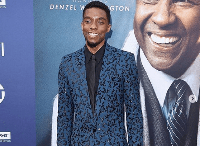 Chadwick Boseman teared up discussing meaning of 'Black Panther' to boys with cancer