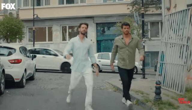 Episodul 13 din Bay Yanliș (Domnul Greșit) cu Can Yaman și Ozge Gurel. Secvențe Video 35