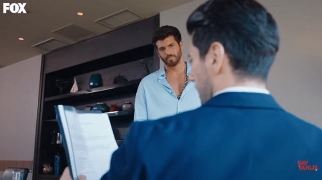 Episodul 12 din Bay Yanliș (Domnul Greșit) cu Can Yaman și Ozge Gurel. Secvențe Video 26