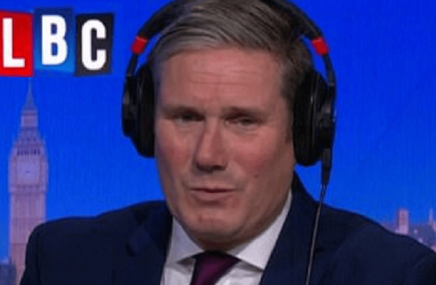 Labour leader Keir Starmer goes into self-isolation as member of household shows COVID-19 symptoms
