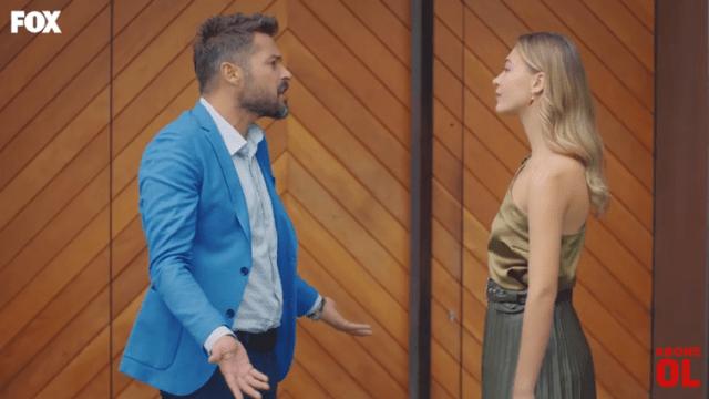 Episodul 10 din Sen Çal Kapımı (Bate la ușa mea) cu Hande Erçel și Kerem Bürsin. Secvențe Video 7