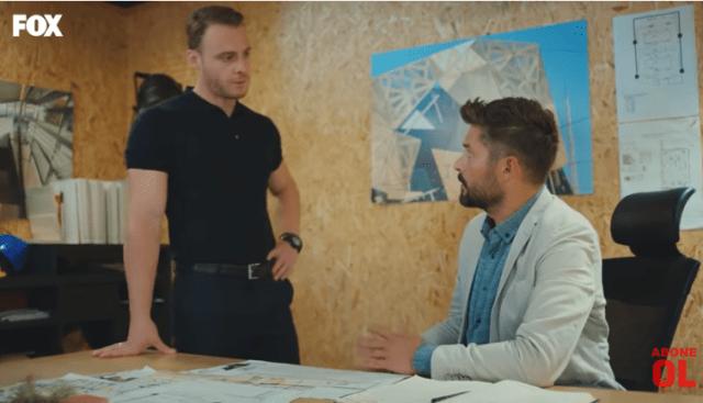 Episodul 8 din Sen Çal Kapımı (Bate la ușa mea) cu Hande Erçel și Kerem Bürsin.  Secvențe Video 11