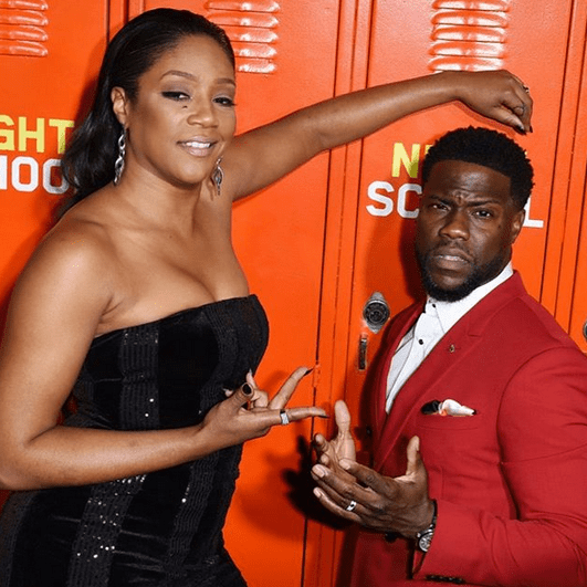 "Actress Tiffany Haddish reveals she contracted COVID-19:""I've been tested 12 times now"" 7"