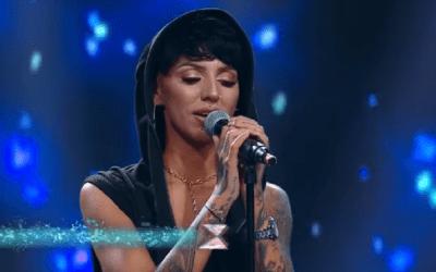 Cristina Gheorghe X Factor 2020
