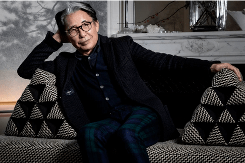 Kenzo Takada, iconic Japanese designer, dead at 81 of COVID-19 complications 5