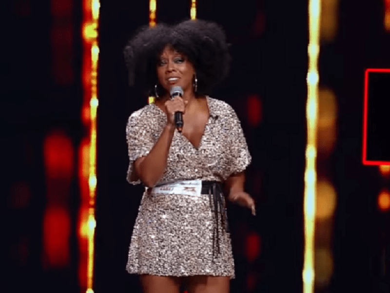 Lakeetra Knowles x factor 2020