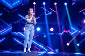 Andreea Fabri, 16 ani, show la X Factor cu piesa She Taught Me To Yodel!